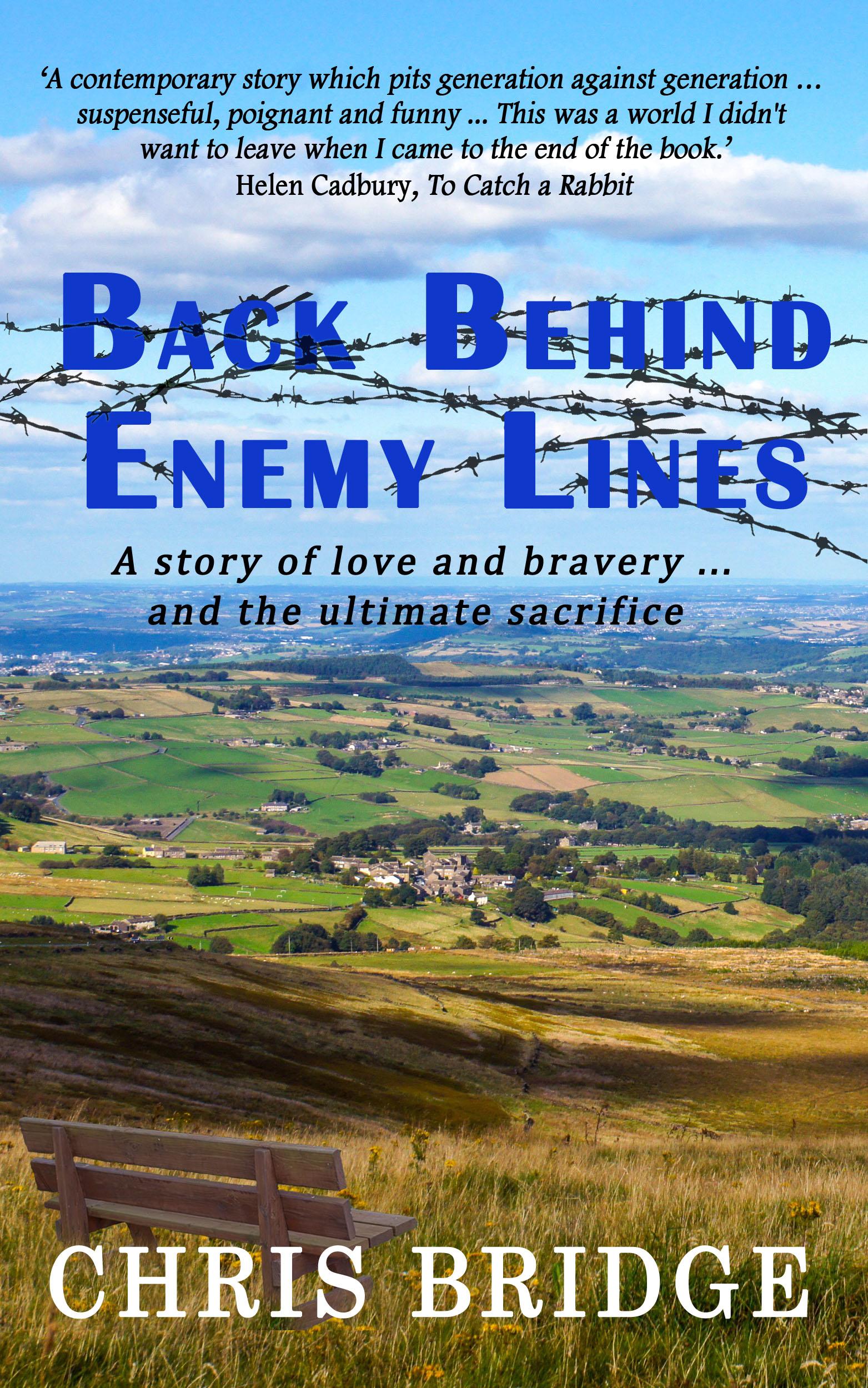 Chris Bridge - Back Behind Enemy Lines update (2)